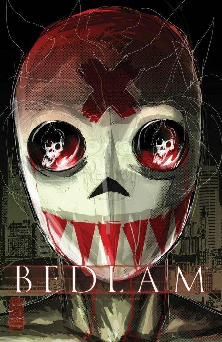 Bedlam (2012) no. 1 (Phantom Variant) - Used