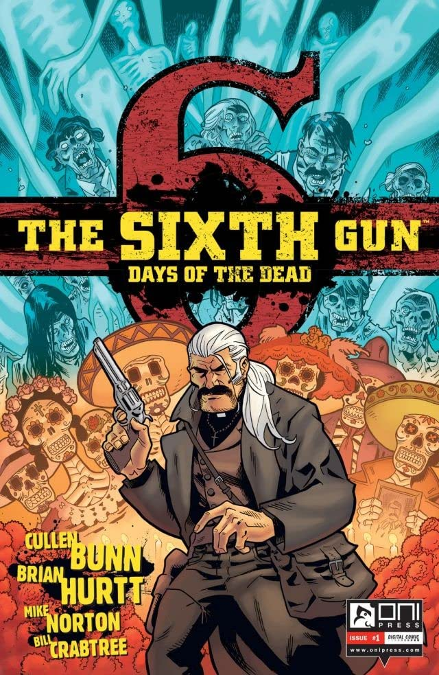 Sixth Gun: Days of the Dead (2014) Complete Bundle - Used