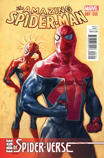 Amazing Spider-Man (2014) no. 7 (1 in 15 Variant) - Used