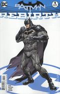 Batman Rebirth One-Shot (2016) (Variant B) - Used