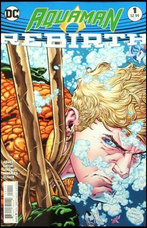 Aquaman (2016) Rebirth no. 1 One Shot - Used