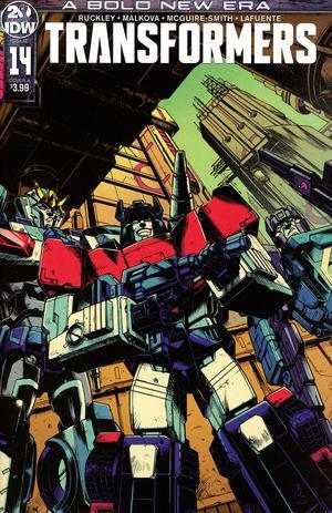 Transformers no. 14 (2019 Series)