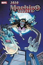 2020 Machine Man no. 1 (2020 Series)