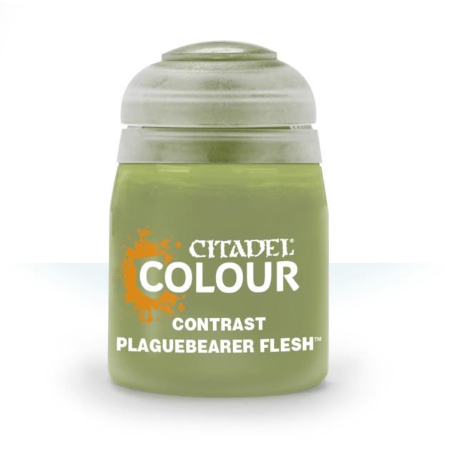 Citadel Contrast Paint: Plaguebearer Flesh 29-42