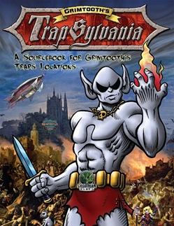 Dungeon Crawl Classics: Grimtooth's Trapylvania