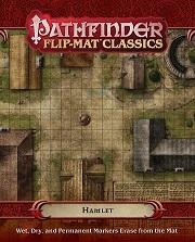 Pathfinder: Flip Mat: Hamlet