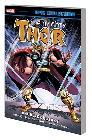 Thor Epic Collection Black Galaxy TP