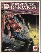 Call of Cthulhu 4th ed: Return to Dunwich - Used