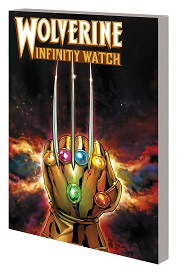 Wolverine Infinity Watch TP