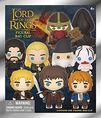 3D Collector Clip: Lord of the Rings
