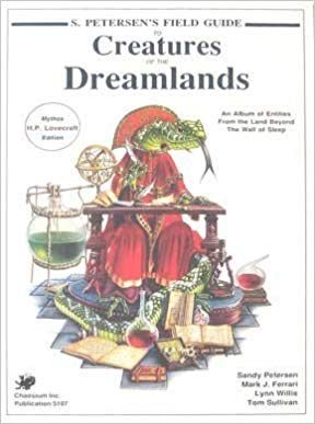 Creatures of the Dreamlands 5107 - Used