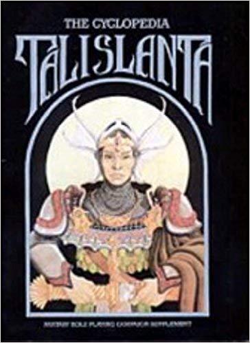 The Cyclopedia of Talislanta 2400 - Used