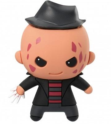 3D Foam Magnet: Freddy