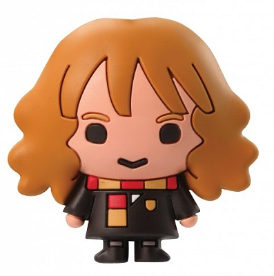 3D Foam Magnet: Hermione