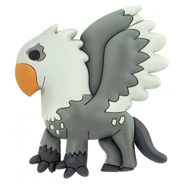 3D Foam Magnet: Hippogriff