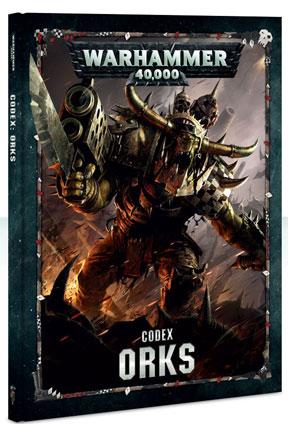 Warhammer 40K: Codex: Orks HC