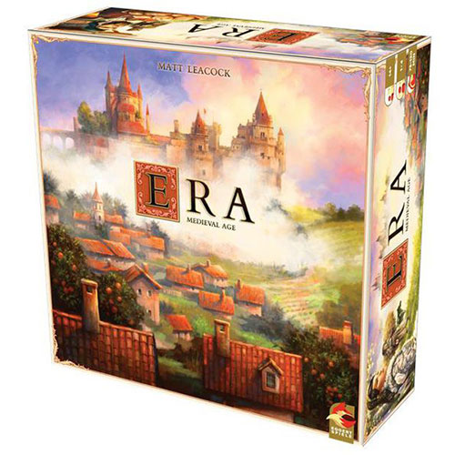Era: Medieval Age Board Game