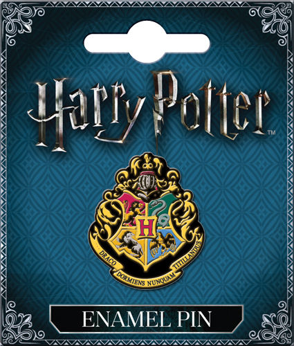 Enamel Pin: Harry Potter Hogwarts Crest 51000