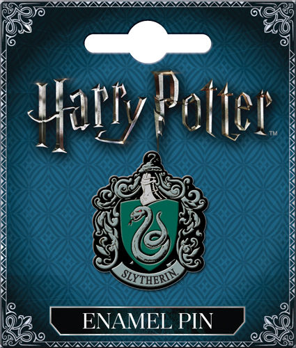 Enamel Pin: Harry Potter Slytherin Crest 51002