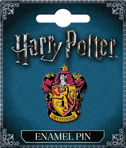 Enamel Pin: Harry Potter Gryffindor Crest 51003