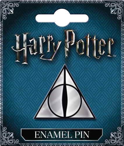 Enamel Pin: Harry Potter Deathly Hallows 51005