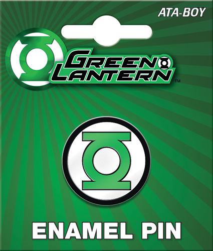 Enamel Pin: DC Green Lantern Logo 51021