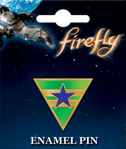 Enamel Pin: Firefly Independent Patch 51025