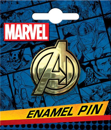 Enamel Pin: Avengers Logo 51030