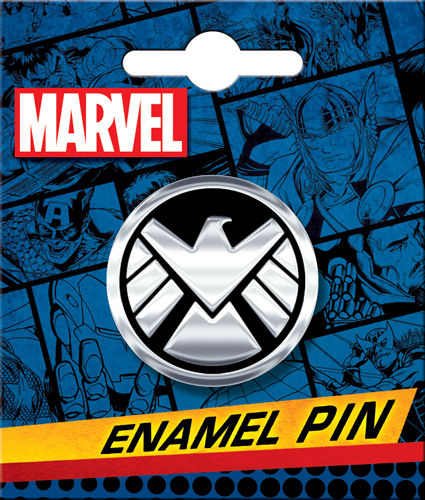 Enamel Pin: Shield Insignia 51039