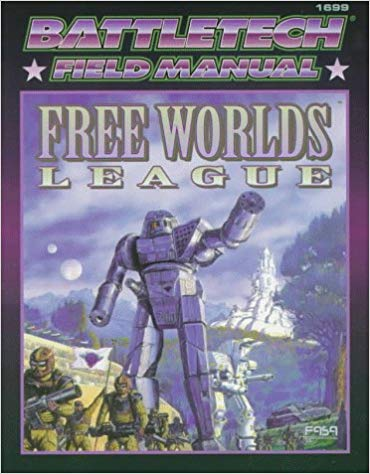 Battletech Field Manual: Free Worlds League 1699 - USED
