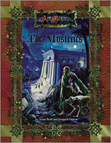 Ars Magica 4th Edition: The Mysteries 265 - Used