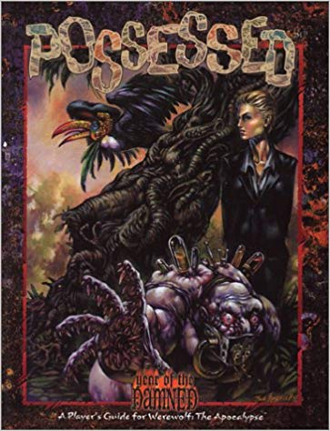 Possessed: A Players Guide 3810 - Used