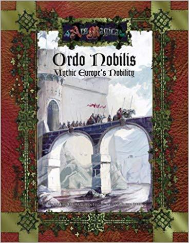 Ars Magica 4th Edition: Ordo Nobilis 263 - Used