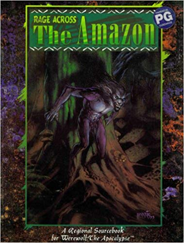 Rage Across The Amazon 3200