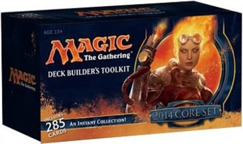 Magic The Gathering: Deck Builders Toolkit 2020
