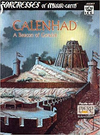 Fortresses of Middle Earth: Calenhad: A Beacon of Gondor 8203 - USED