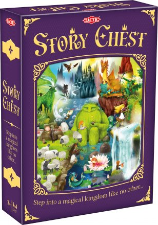 Story Chest Card Game