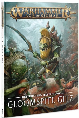 Warhammer: Age of Sigmar: Battletome: Gloomspite Gitz 89-63-60