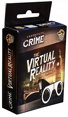 Chronicles of Crime: The Virtual Reality Module Expansion