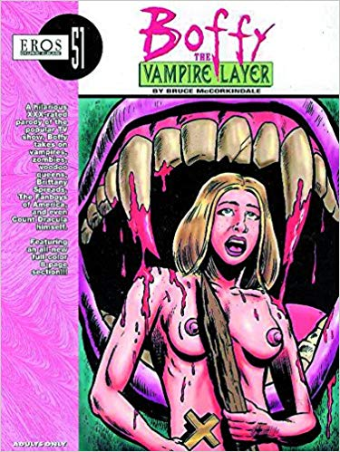 Eros: Boffy the Vampire Layer Volume 51 GN