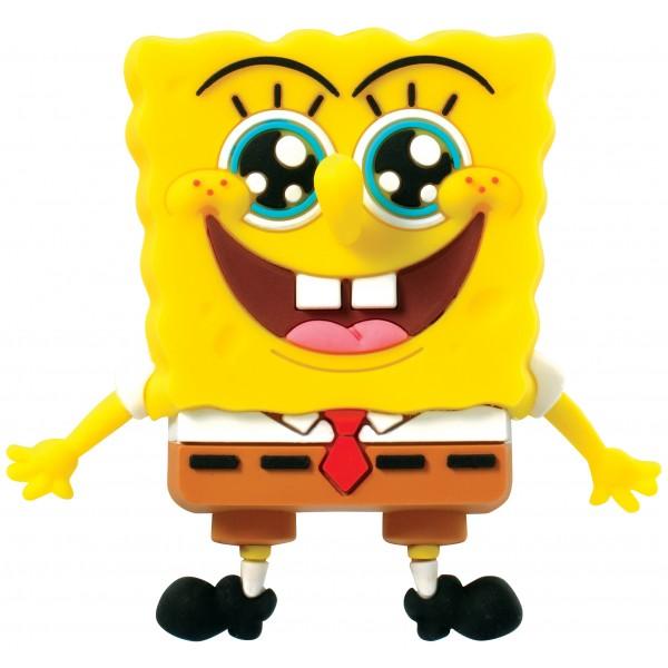 3D Foam Magnet: Spongebob