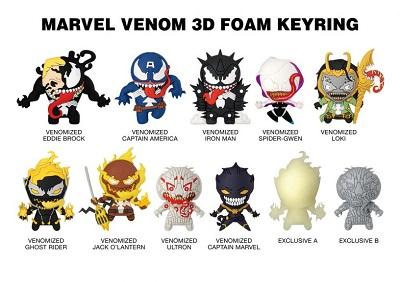 3D Collector Clip: Venom