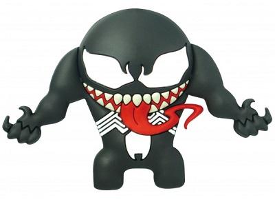 3D Foam Magnet: Venom