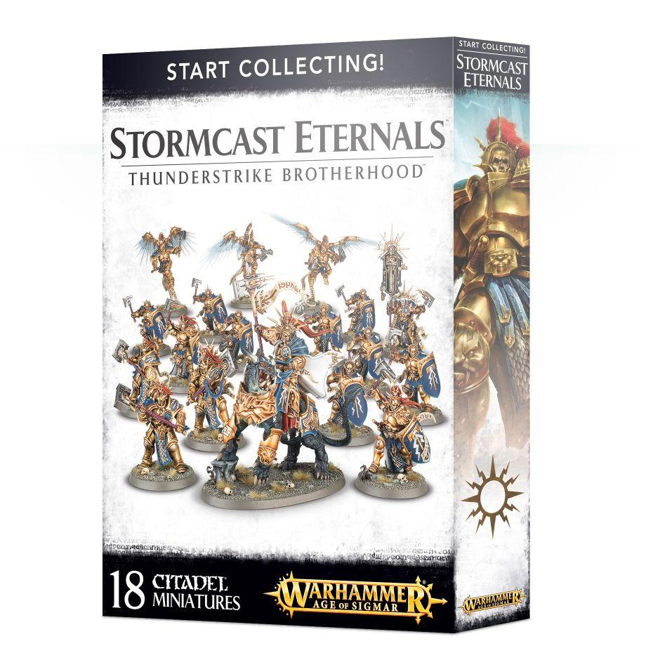 Warhammer: Age of Sigmar: Start Collecting: Stormcast Eternals 70-99