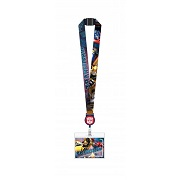 Lanyard: Transformers with Detachable Card Holder