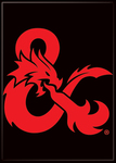 Dungeons and Dragons 2.5 X 3.5: DnD Dragon Ampersand