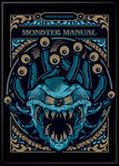 Dungeons and Dragons Magnet 2.5 X 3.5: Monster Manual