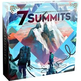 7 Summits Board Game