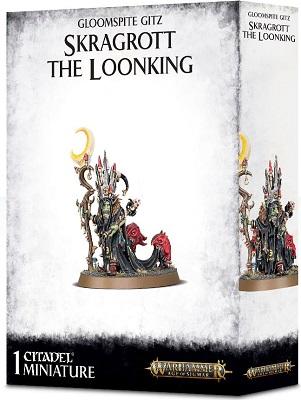 Warhammer: Age of Sigmar: Gloomspite Gitz: Skragrott the Loonking 89-45