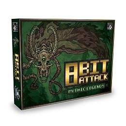 8 Bit Attack: Mythic Legends